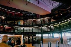 Birmingham City Library (Inside)